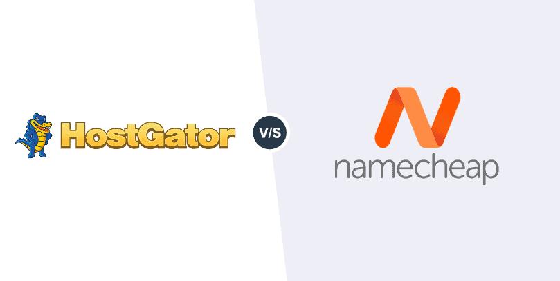 HostGator vs Namecheap Review